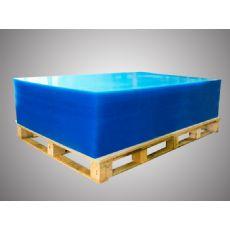 蓝膜透明亚克力板-亚克力板厂