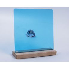 藍色透明亞克力板材