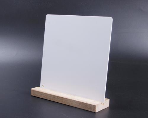 奶白色亚克力板