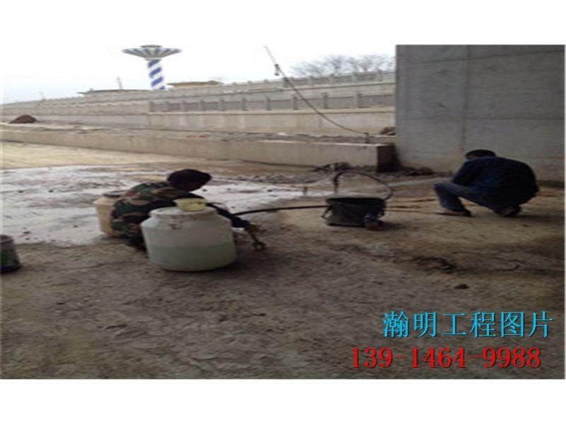 吕梁市水下沟槽开挖-工程方面
