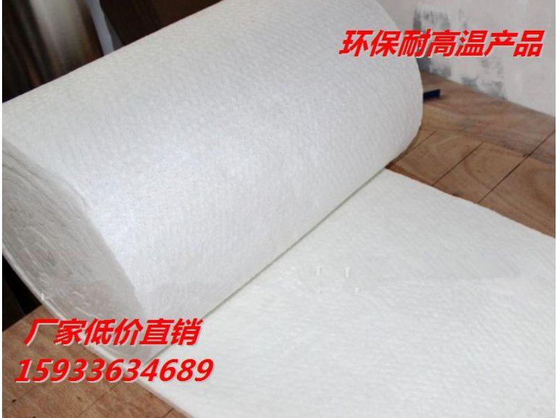 浙江硅酸铝针刺毯施工方法