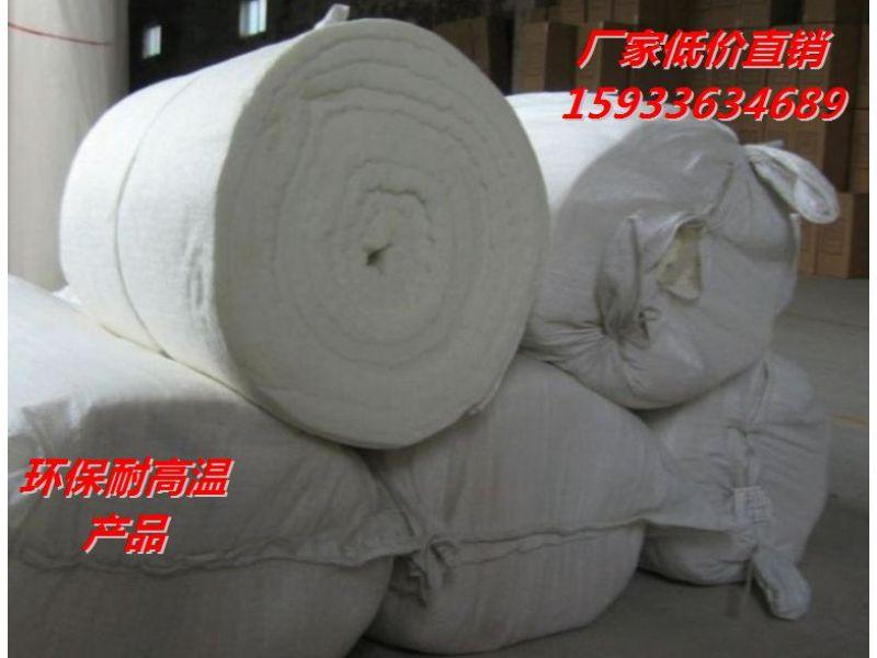 天津硅酸铝针刺毯施工方法