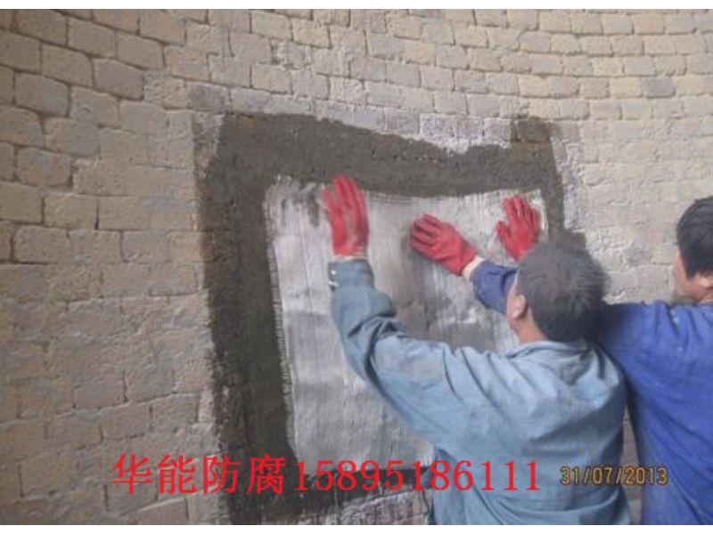 扬州市燃煤锅炉房砼烟筒维修公司仁德俱全