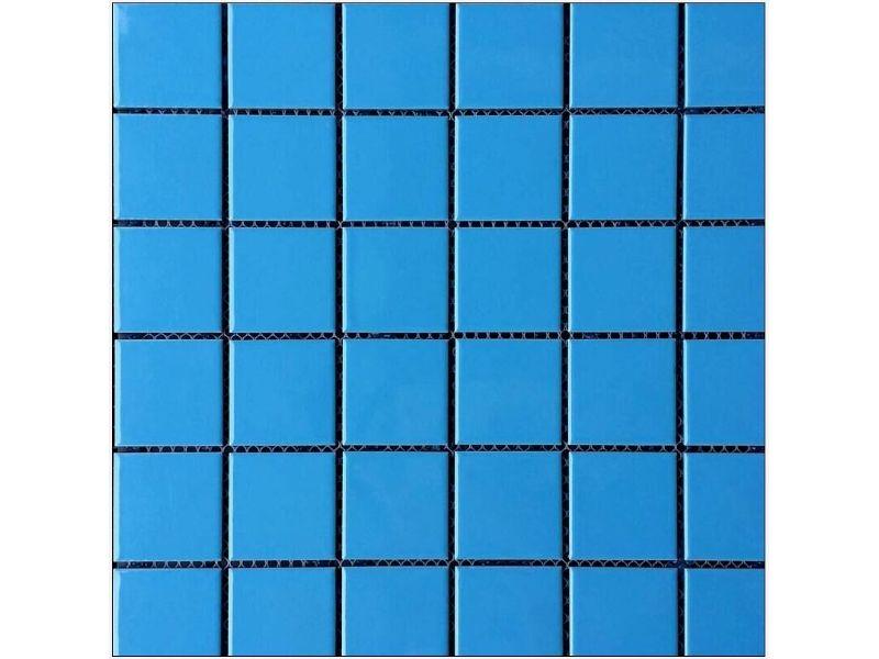 绍兴25x25蓝色陶瓷马赛克规格与参数——欢迎致电