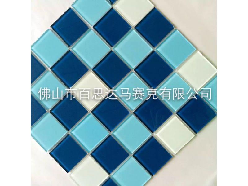 广安泳池陶瓷马赛克厂家
