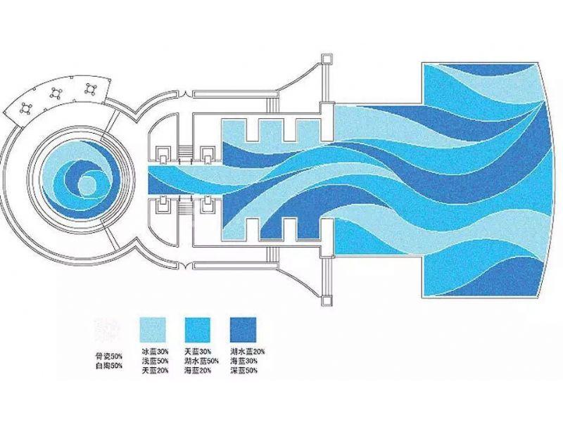 泰安蓝色玻璃马赛克规格与参数——欢迎致电