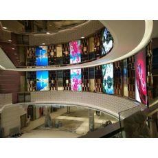 深圳市南山区会议室LED显示屏价格