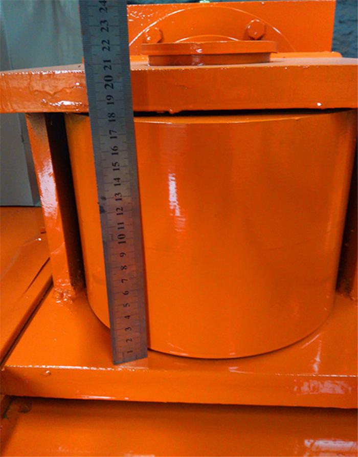 海南wgj-250工字钢冷弯机小半径弯曲图片