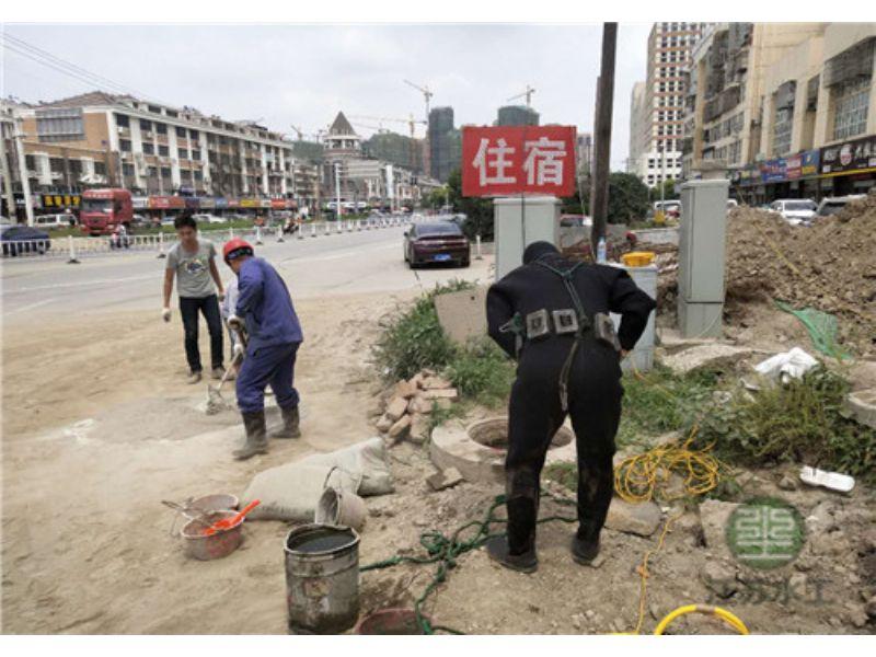 咸阳市水利站堵漏单位每周回顾