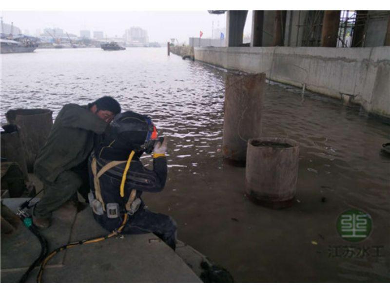 大庆市水下承台切割单位早知道