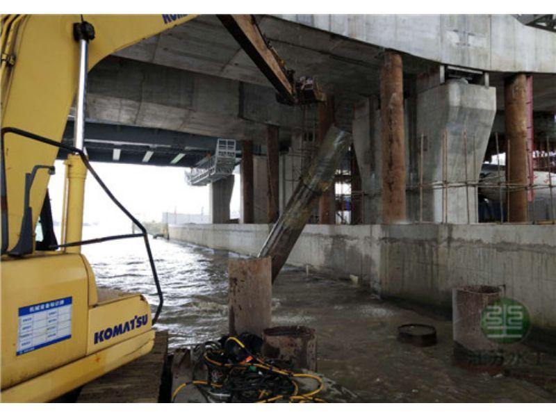 嘉峪关市钢板桩水下切割单位专业尽在水工