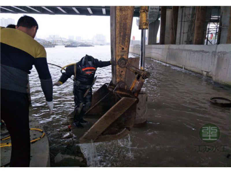 石家庄市水下切割施工单位单位组图