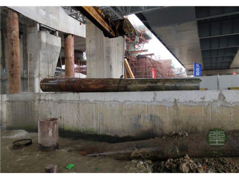 厦门市水泥桩水下切割单位潜水