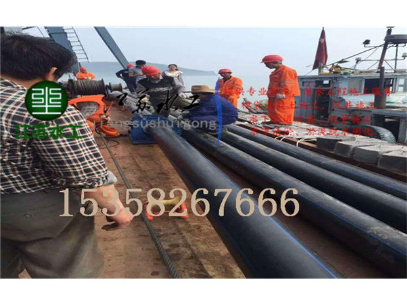 包头市水下管道维修公司提供沉管施工方案诚信公司