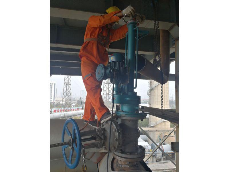 章丘市碳钢管道带压堵漏公司攻守并重