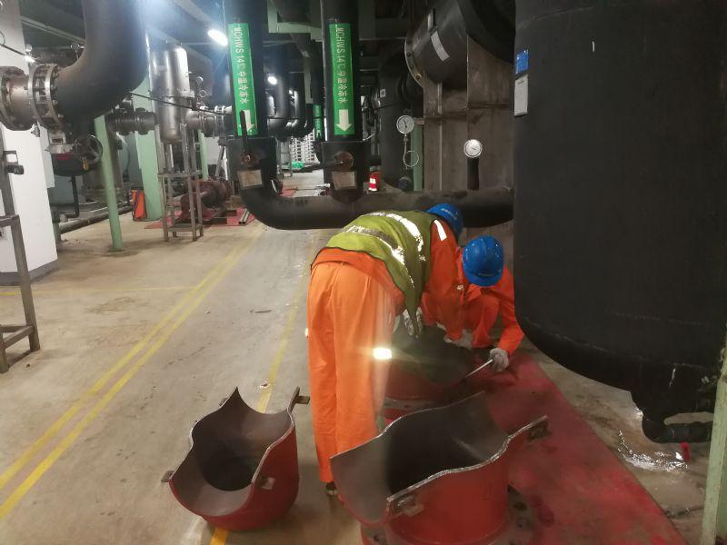 咸宁市电厂管道带压封堵公司心中有情
