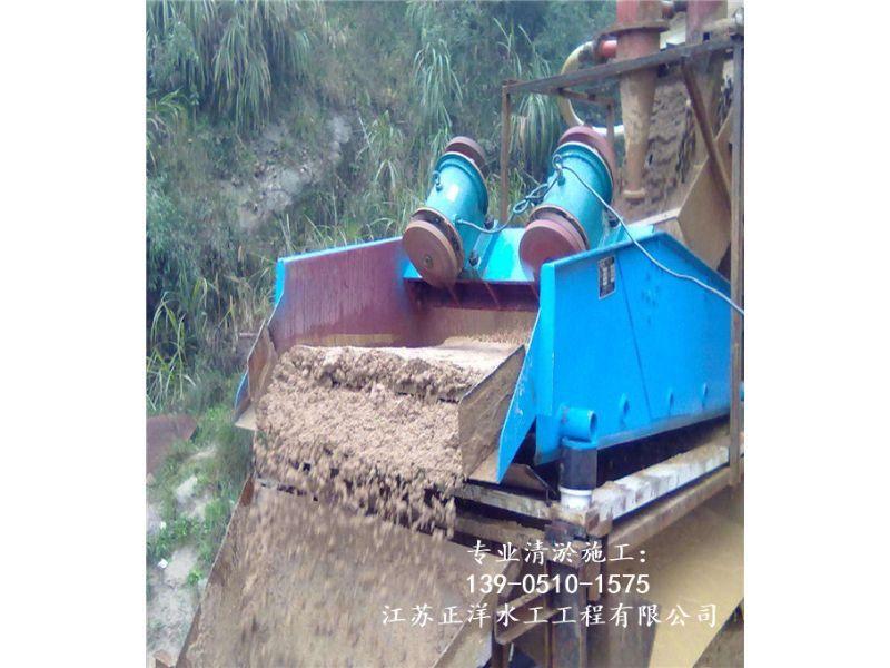 龙泉市水上吹填清淤公司好企业