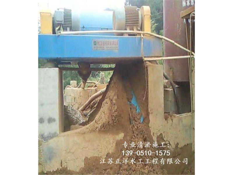 周口市郸城县取排水管道水下清淤公司诚信公司