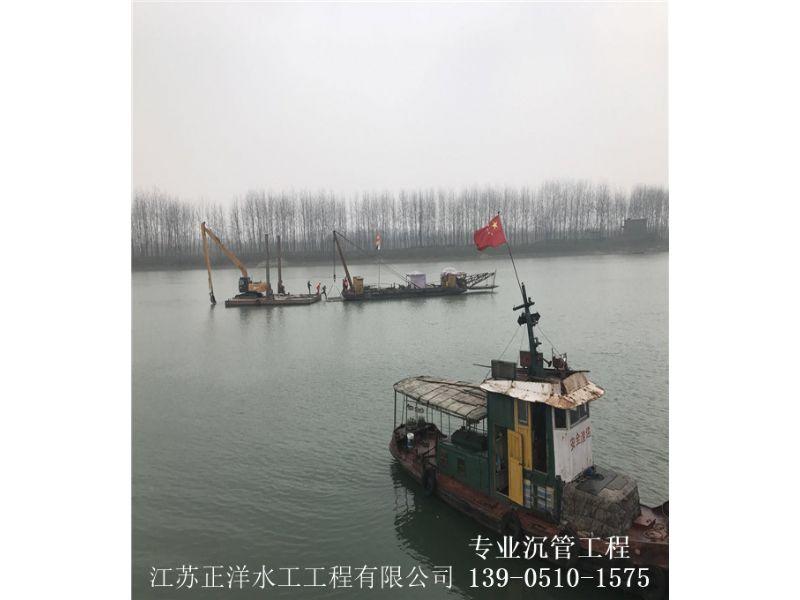 天津市铺设水下沉管公司值得信赖