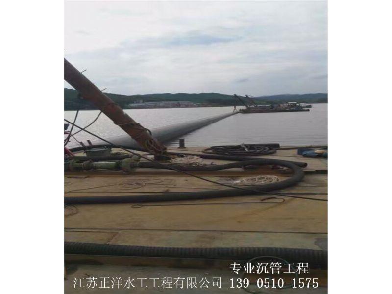 桐城市水下安装取水管道公司优质企业