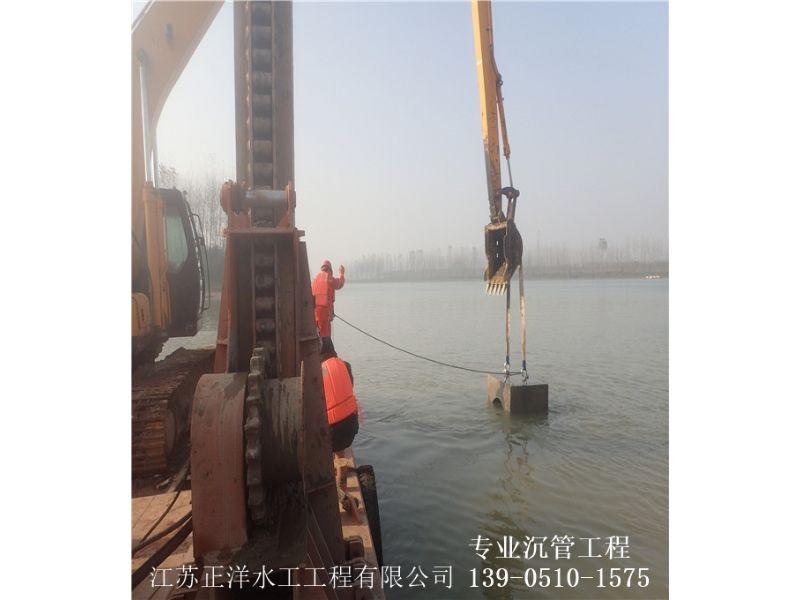 义乌市水下安装供水管道公司龙头企业