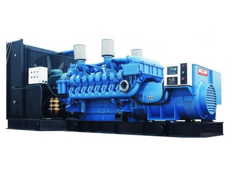 新闻:太康县进口发电机出租 智能操作