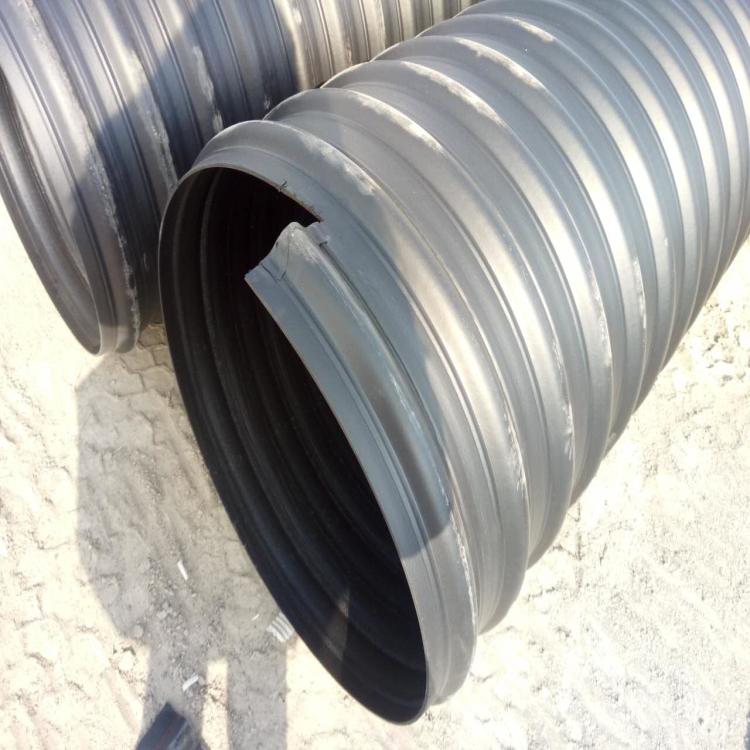 呼伦贝尔HDPE钢带管厂家欢迎你