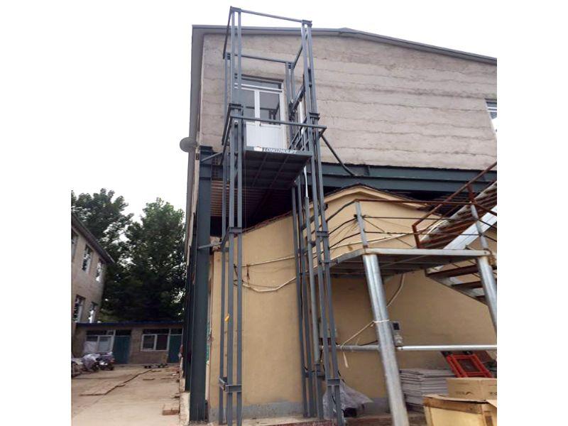 西双版纳厂房仓库液压简易货梯生产厂家