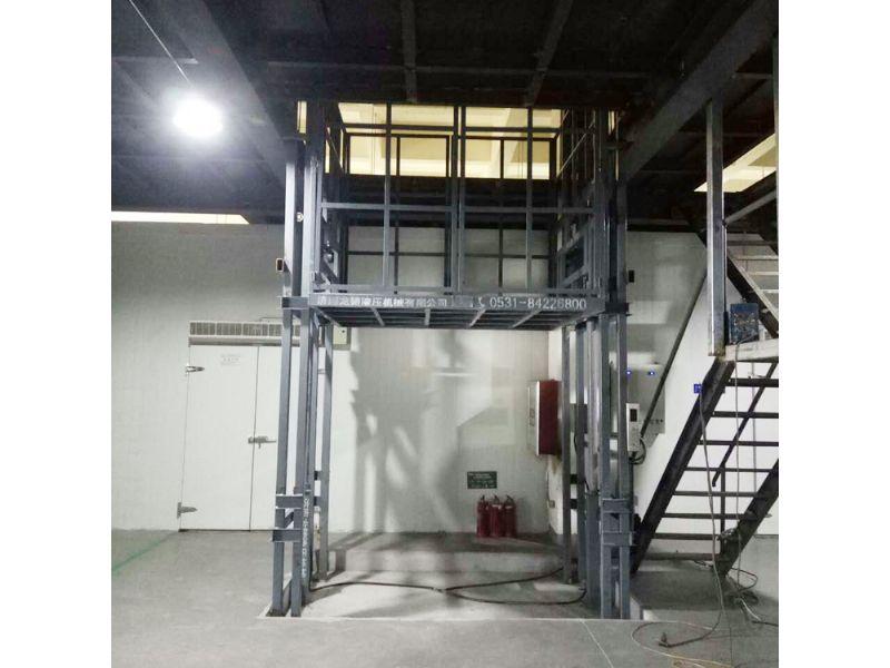 乐山市厂房仓库液压简易货梯生产厂家
