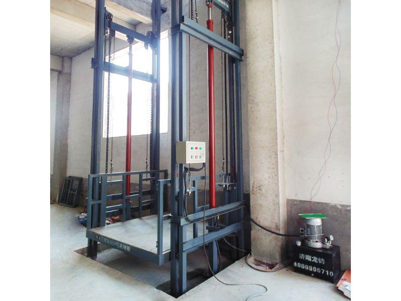 武威市厂房仓库液压简易货梯生产厂家