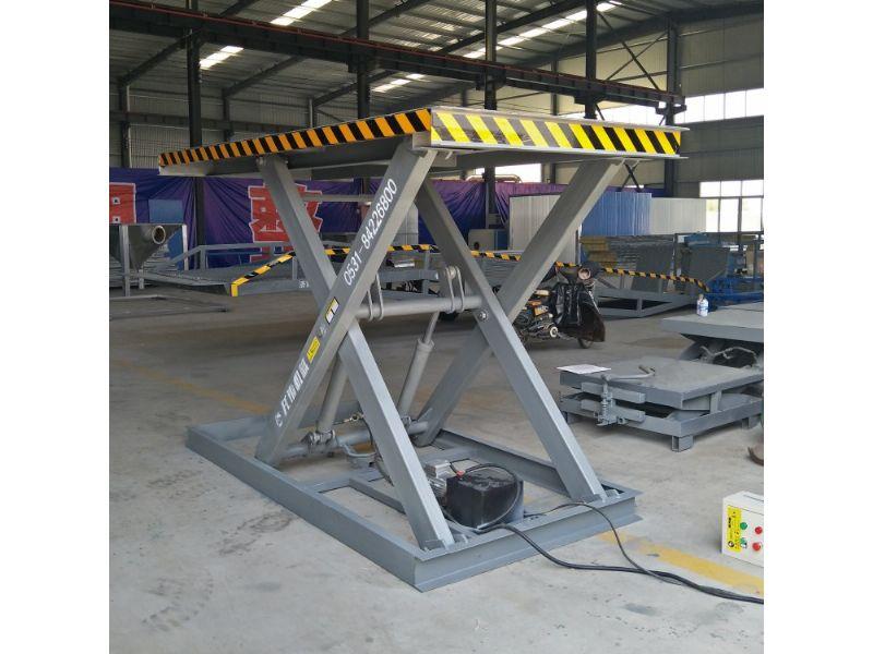 辽源市电动液压固定剪叉式升降机平台生产厂家