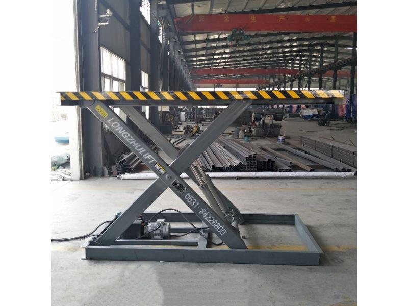 东营市电动液压固定剪叉式升降机平台生产厂家
