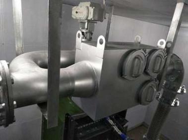绿谷牌柴油发电机组干式净化器