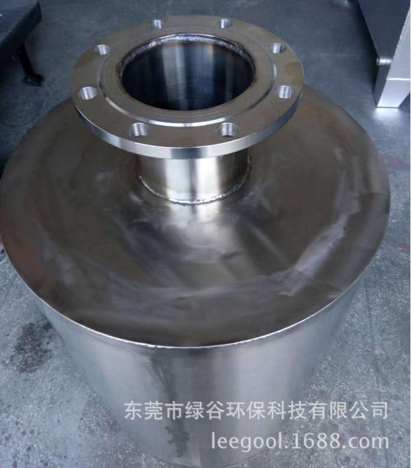 广东厂家制造不锈钢消声器