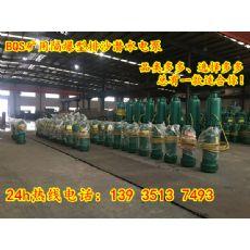 BQS12.5-160/8-15/NS煤矿用大口径潜水电泵陕西子长