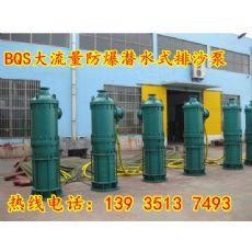 BQW35-15-5.5/N(NJ)高瓦斯矿井排污排水电泵江苏淮安市