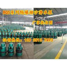 BQW400-38-75高扬程排沙电泵广西贺州市