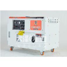 12千瓦柴油发电机价格