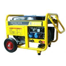 230A汽油发电电焊一体机价格