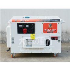 TO14000ET车载静音10KW发电机价格