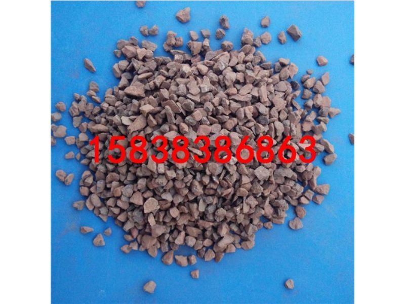 黄石港区锰砂滤料价格优惠锰砂滤料