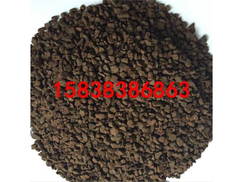 台山锰砂滤料质量保证值得选购锰砂滤料