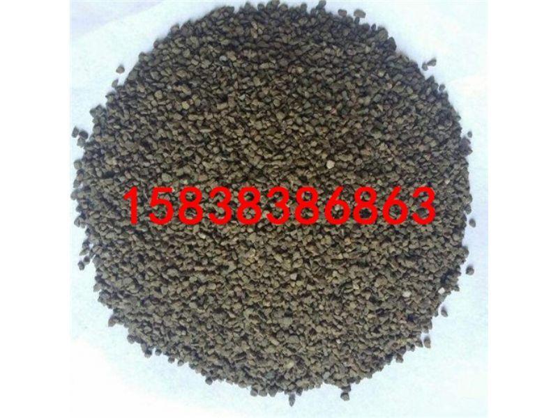 鸡东县锰砂滤料质量好,价格优惠锰砂滤料