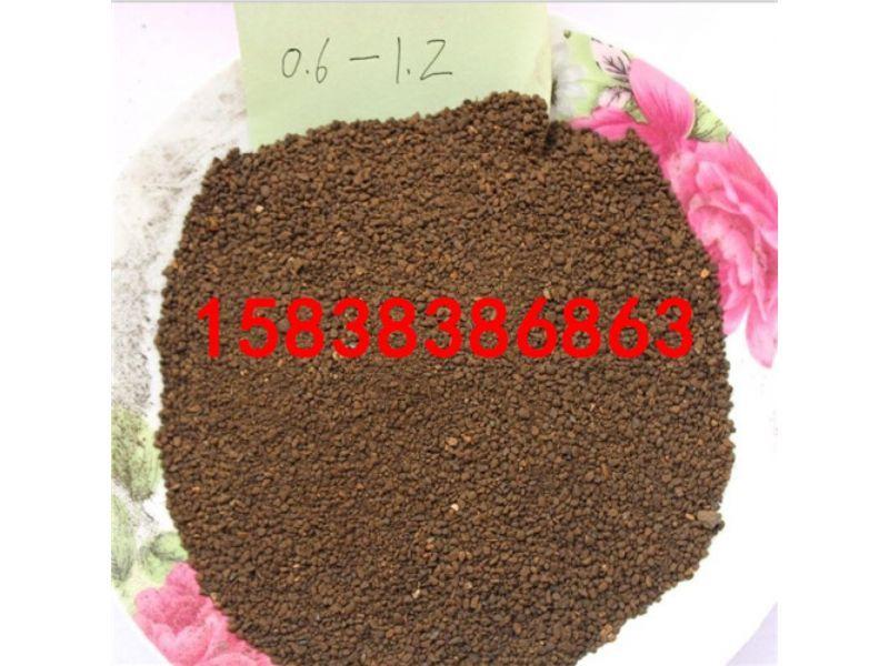 大埔县锰砂滤料优质推荐锰砂滤料
