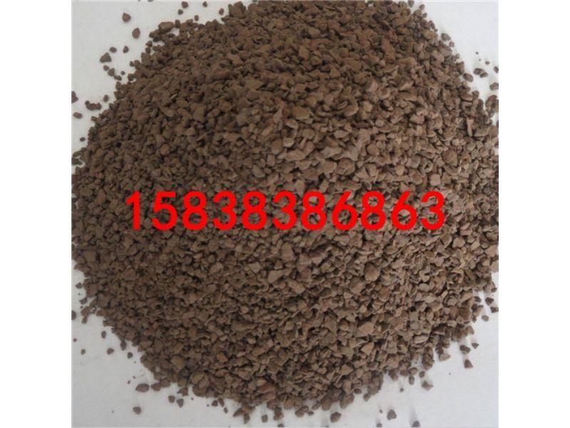 積石山錳砂濾料作用_用途錳砂濾料