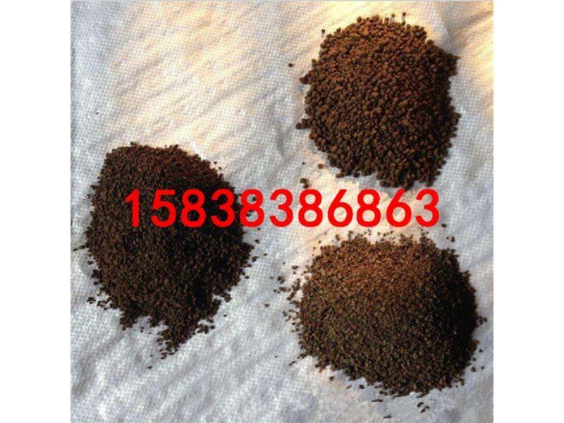 垣曲县锰砂滤料质量好,价格优惠锰砂滤料