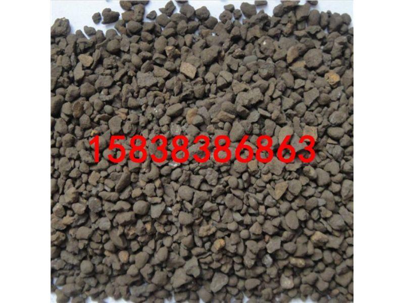 娄星区锰砂滤料产品介绍锰砂滤料