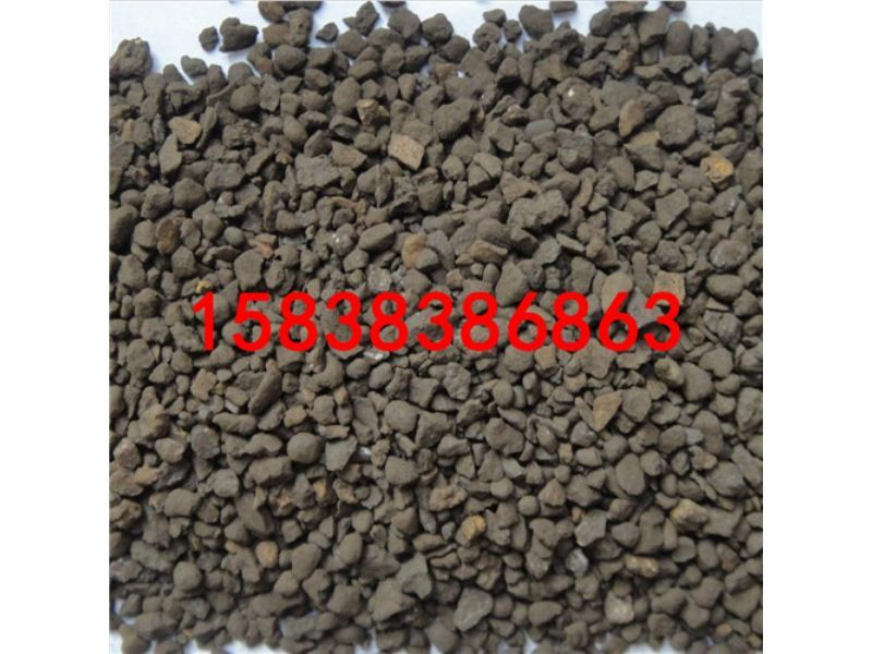 福州锰砂滤料质量保证值得选购锰砂滤料