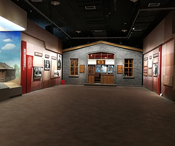 博物馆展板照明