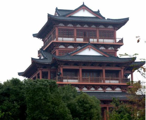 案例分享-湖北黄冈市遗爱湖美术馆